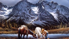 Amazing Mount Terry Redlin Paintings Art Paintings