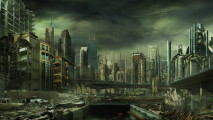 Digital Design 3D City Wallpapers Picture Image Gallery Free