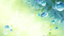Vector Art Flowers Nature 3D Wallpapers HD Widescreen
