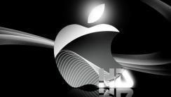 Exclusive Design 3D iPhone Wallpaper HD Black Background