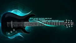 Home Samsung Galaxy S Music Guitars 3D Guitar