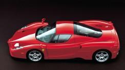 Ferrari Enzo Automotif HD Wallpaper Black Background Free