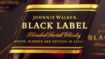 Johnnie Walker Black Label Blended Scotch Whisky Picture