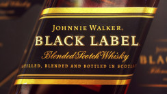 Johnnie Walker Black Label Blended Scotch Whisky Picture