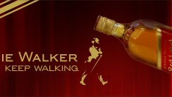 Johnnie Walker Keep Walking Logo HD Wallpaper Picture