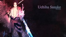 Uchiha Sasuke Shippuden Manga HD Wallpaper Free Download