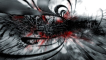 Black Red And White Abstract Wallpaper HD Picture Image