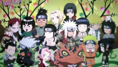 HD Wallpapers Naruto And All Friends Anime Manga Gallery