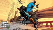 Rider Motorcycle GTA 5 HD Wallpaper New Game In 2013 Free