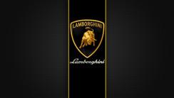 New Lamborghini Logo Full HD Wallpaper Widescreen For PC Desktop
