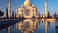 Famous Taj Mahal Architecture Photography HD Wallpaper In Architecture