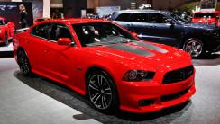 New 2014 Dodge Charger SRT8 Automotive Photo Picture Desktop