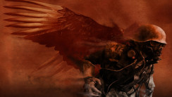 Dark Angel Soldier HD Wallpaper Image Picture Free Download