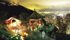 Awesome Hong Kong Tour And Travel Image Picture HD Wallpaper