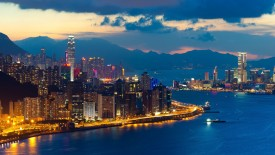 Beautiful Place To Visit Hong Kong Picture Image Photo HD Wallpaper