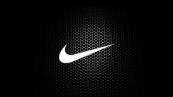 New White And Black Nike Logo Best HD Wallpaper Background Desktop