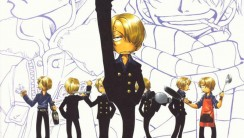 Sanji Black Legs Crew Of Straw Hat One Piece Anime Manga Picture Image