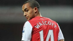 Arsenal Number 14 Theo Walcott Photo Picture HD Wallpaper Image