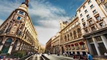 Awesome Barcelona City Photo Picture HD Wallpaper Desktop