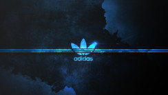 Fantastic Dark Blue Adidas HD Wallpaper Picture For Your PC Desktop