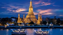 Most Visited City In 2013 Bangkok Thailang Picture HD Wallpaper Photo