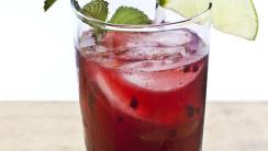 Amazing Blackberry Mojito Cocktail New Recipe Picture Photo