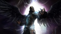 Amazing Dark Angel High Definition Wallpaper Picture Free Download