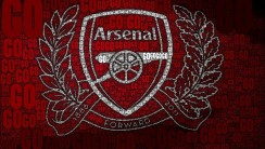 Fantastic Arsenal 125 Years Anniversary Logo HD Wallpaper Picture