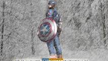Captain America The Winter Soldier Wallpaper HD Widescreen Desktop