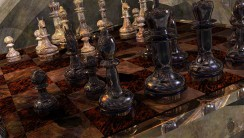 Chess Game Tables HD Wallpaper Widescreen For PC Computer