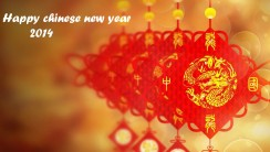 Chinese New Year 2014 HD Wallpapers Widescreen Free Download