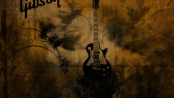 Gibson Les Paul HD Wallpaper Image Widescreen For PC Computer