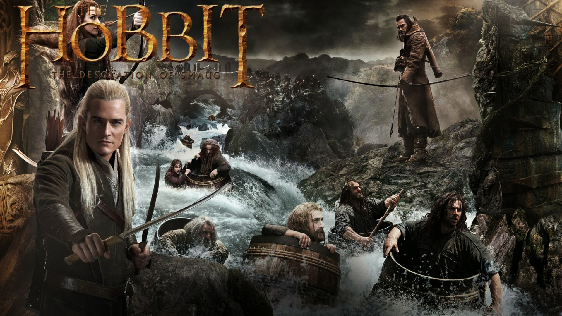 the hobbit the desolation of smaug hd wallpaper picture