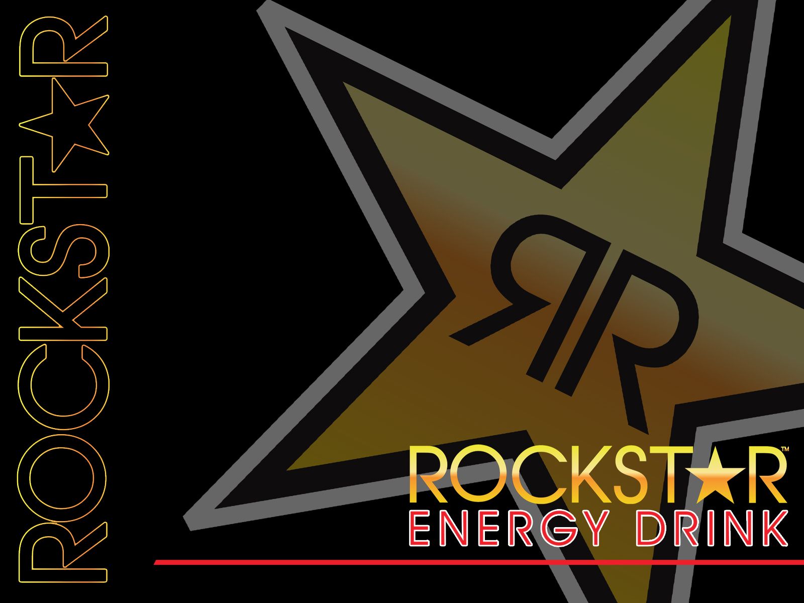 Rockstar Energy Drink Wallpaper HD Widescreen For PC ...