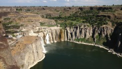Shoshone Falls In America Photos HD Wallpapers Pictures Gallery