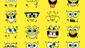 Face Spongebob Squarepants Anime HD Wallpaper Picture