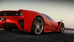 Ferrari F70 Automotive High Quality In HD Wallpaper Desktop