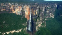 Angel Falls Is The Highest Waterfall Of The World With A Height Of 979 Meters