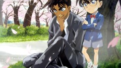 Conan And Heiji Cartoon Manga HD Wallpaper Image Original Size