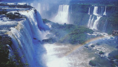 Fantastic Iguazu Falls The Best Waterfall In The World Photo Picture