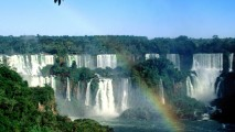 Iguazu Falls An Instance of Majestic Natural Beauty Photo Picture