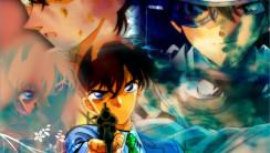 Kaito Heiji And Shinichi Kudo Anime Manga HD Wallpaper Picture
