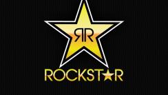 Rockstar Energy Drink Logo HD Wallpaper Background Image