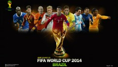 All Football Players In FIFA World Cup 2014 Brasil Photo Widescreen
