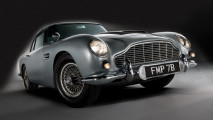 Aston Martin James Bond classic car