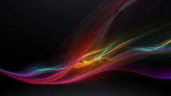 Abstract Smoke HD Wallpaper