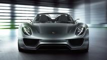 Porsche 918 Spyder HD Wallpaper
