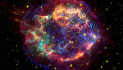 Supernova Wallpaper