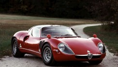 Alfa Romeo Tipo 33 Stradale HD Wallpaper