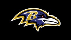 Baltimore Ravens Football Logo HD Wallpaper